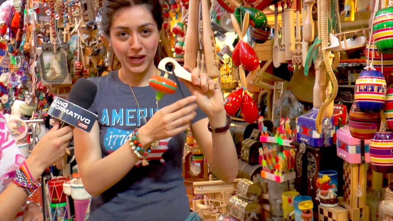 Los Tradicionales Juguetes Mexicanos Youtube