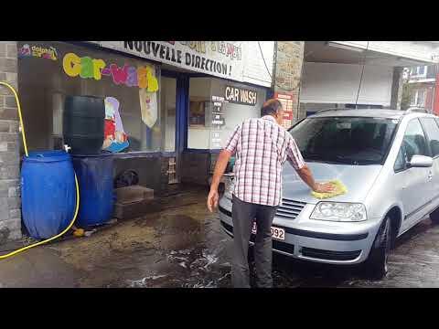 Car wash Namur salzen