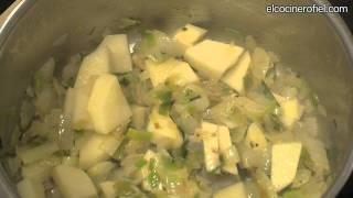 El Cocinero Fiel #356 Vichyssoise (sopa De Puerro)
