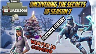 Uncovering The Secrets to Fortnite Season 7 (THEORY) -Battle Royale