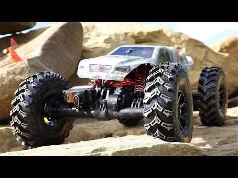 Do They Work? Rock Crawling Tricks - RC4WD Genius Tires w/ Ballistic Bead Locks | RC ADVENTURES