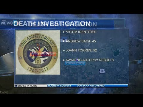 Investigation continues in Otero County deaths