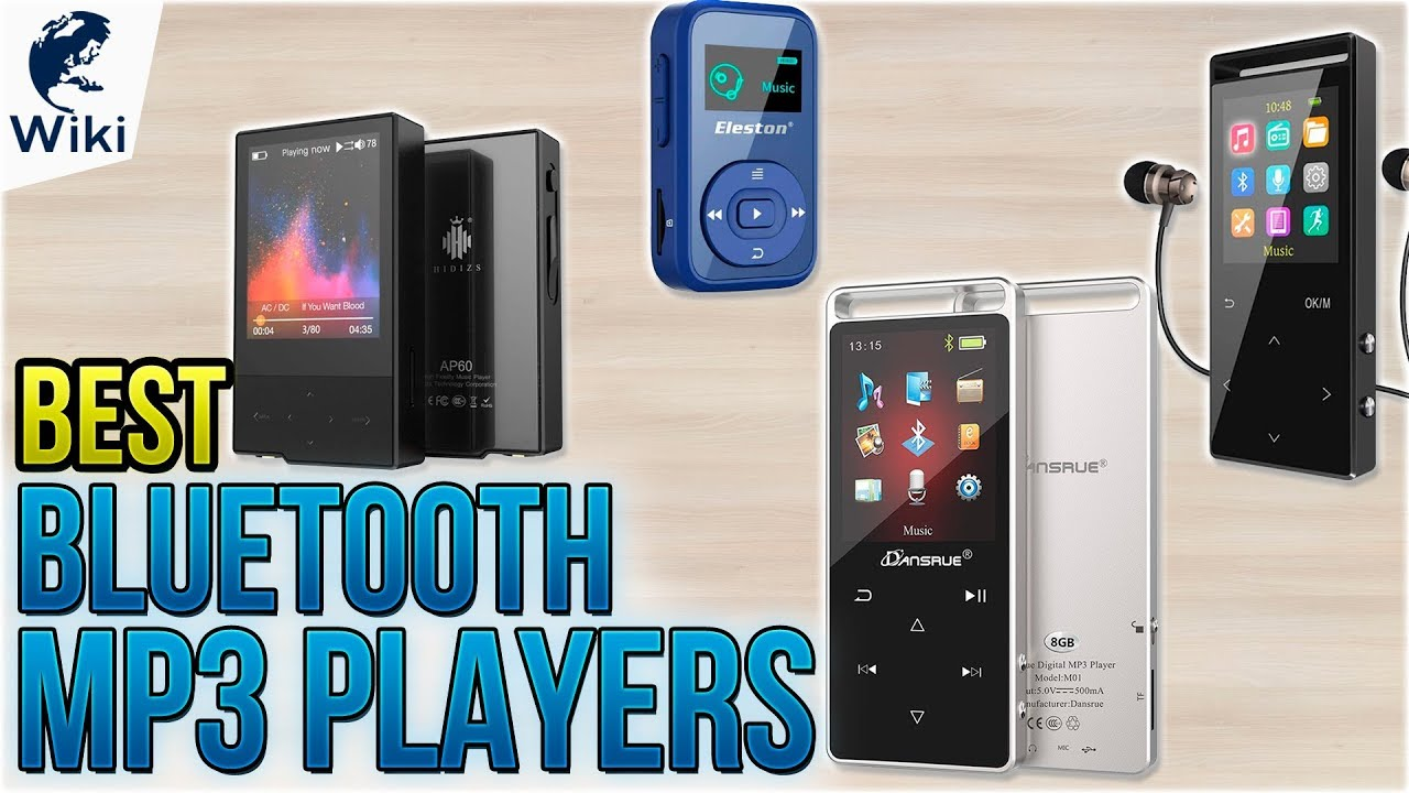 10 best bluetooth mp3 players 2018 youtube. Black Bedroom Furniture Sets. Home Design Ideas