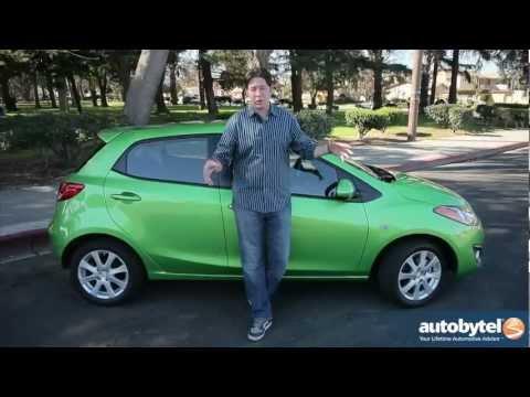 2012 Mazda Mazda2 Test Drive & Car Review