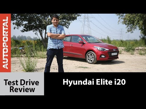 2018 Hyundai Elite i20 Test Drive Review - Autoportal