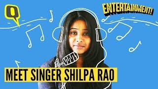'Khuda Jaane' to 'Kalank': Singer Shilpa Rao on Her Bollywood Journey| The Quint
