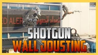 New Mode: Shotgun Wall Jousting - Black Ops 3