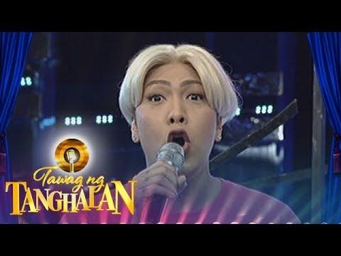 Tawag ng Tanghalan:  Vice Ganda's message for clingy girls