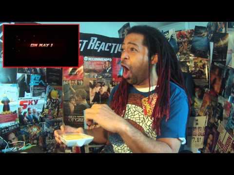 Akasan's Honest Reactions: Avengers: Age Of Ultron Trailer #3