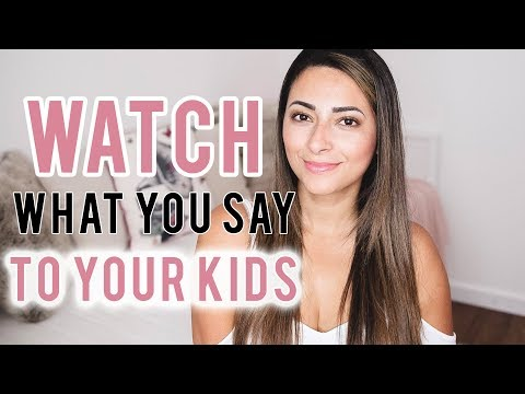 WHAT YOU SAY MATTERS - Guilt Tripping Your Child  Mindful Motherhood  Ysis Lorenna