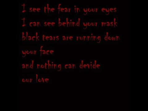 SlyphStorm & TIFWhitney: Behind the Mask | FNaF Song Lyrics!