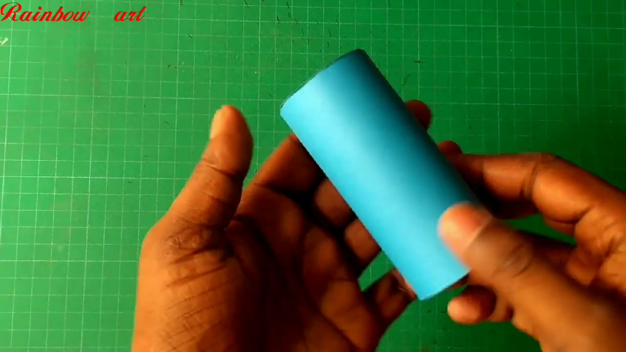 How To Make A Cylinder Geometric Design Papercuttingart You