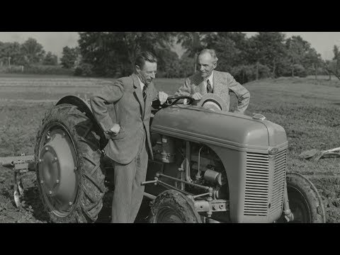 How The Tractor Revolutionized Farming | The Henry Ford's Innovation Nation