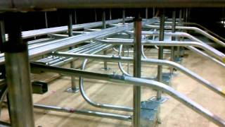 Randys EMT pipe work.
