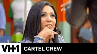 Dayana Calls Nicole a Clout Chaser | Cartel Crew