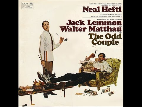 Neal Hefty: 'The Odd Couple Theme' (vocal) - The Odd Couple OST