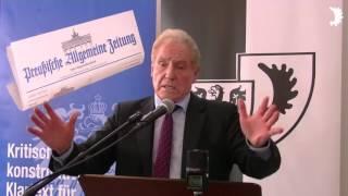 """Rudi Pawelka zum Tag der Heimat 2016: """"Identität schützen – Menschenrechte achten"""""""