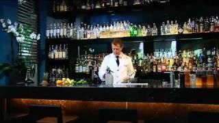 The Art of Making Cocktails - Banana Daiquiri