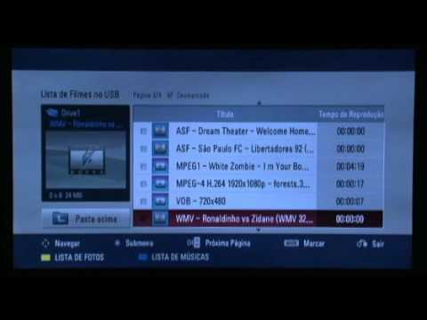 How to remove live tv from lg