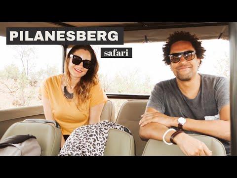 Pilanesberg National Park safari dag trip vanuit Johannesburg Zuid Afrika