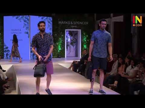 Marks & Spencer 2018 Collection with Esha Gupta & Ali Fazal