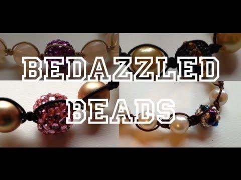 Diy Bedazzling Beads Theeasydiy Crafty