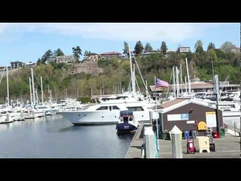 Elliott Bay Marina | Seattle