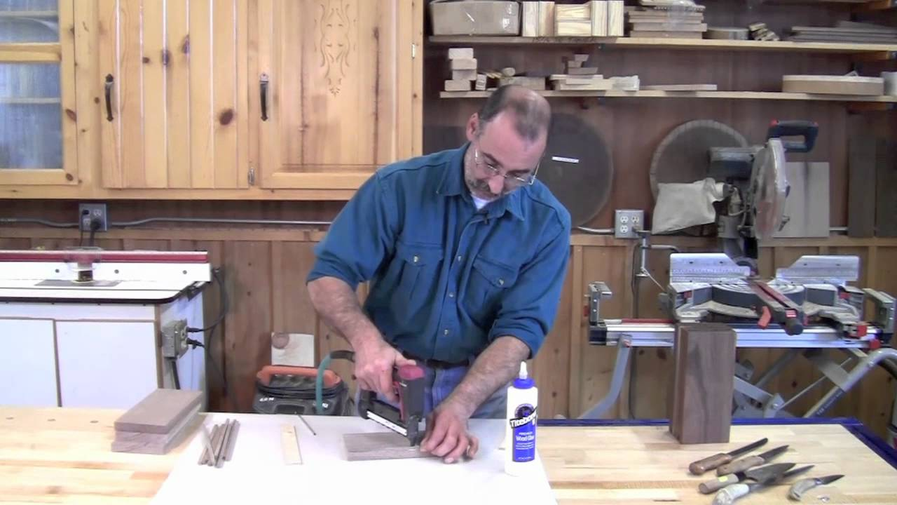Build Your Own Knife Block Youtube