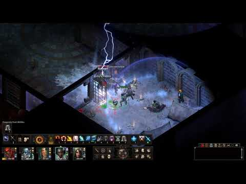 Pillars of Eternity II: Deadfire -  The Forgotten Sanctum I Alza Magazín (Gameplay) |