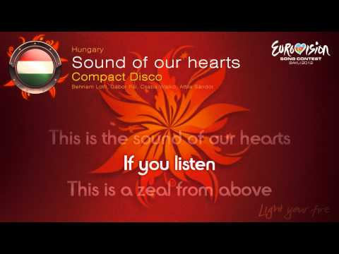 "Compact Disco - ""Sound Of Our Hearts"" (Hungary) - [Karaoke version]"