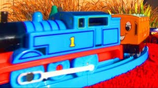 Thomas The Tank Engine Tomy Playset & Trackmaster Thomas Train - Fake Thomas And Friends Toys