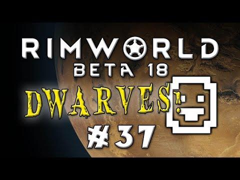 Rimworld - Desert Dwarves! - Episode 37