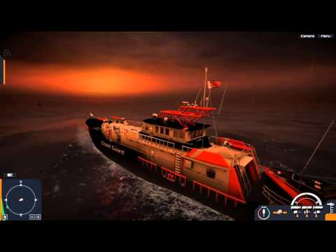 Coast Guard - part 9 - valves and the ghost ship's route