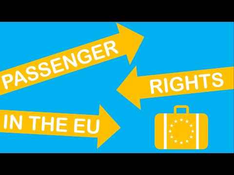 Passenger Rights in the European Union
