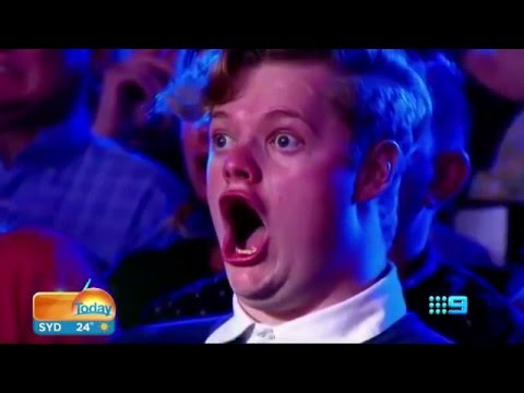 Australias Got Talent 2016 Promo Mouth Explosion Youtube