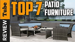 ✅Outdoor furniture: The Best Outdoor furnitures 2018 (Buying Guide)