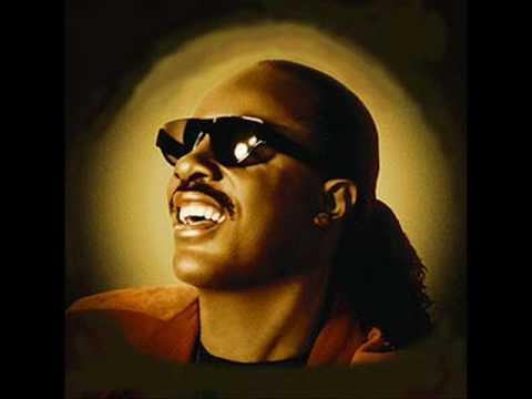 Stevie Wonder Ebony Eyes