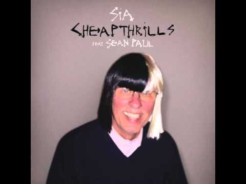 Sia - Cheap Thrills feat. Sean Paul [MP3 Free Download]
