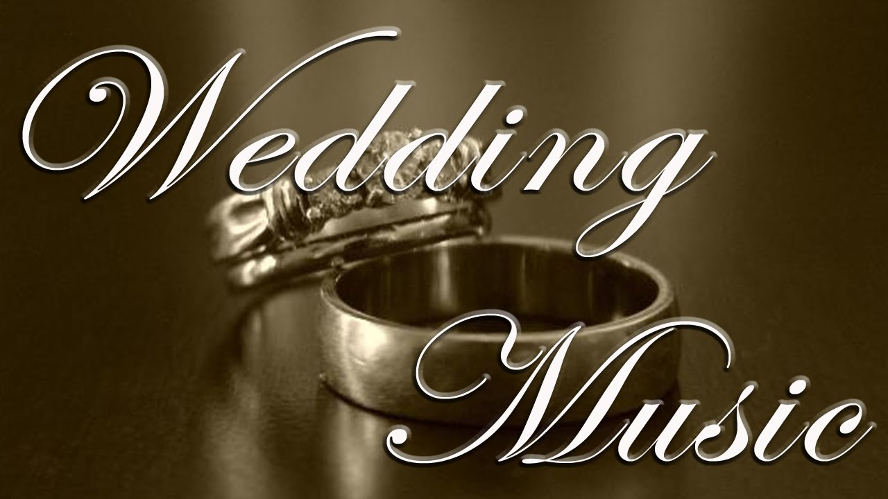 Most Popular Wedding Songs