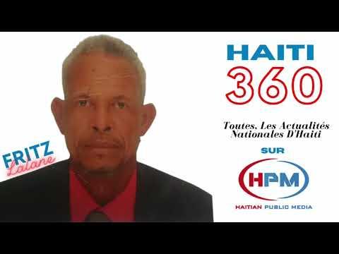 HAITI LES GRANDS DOSSIERS - TOUT SA KAP PASSE NAN MOND LAN - ABNER GELIN