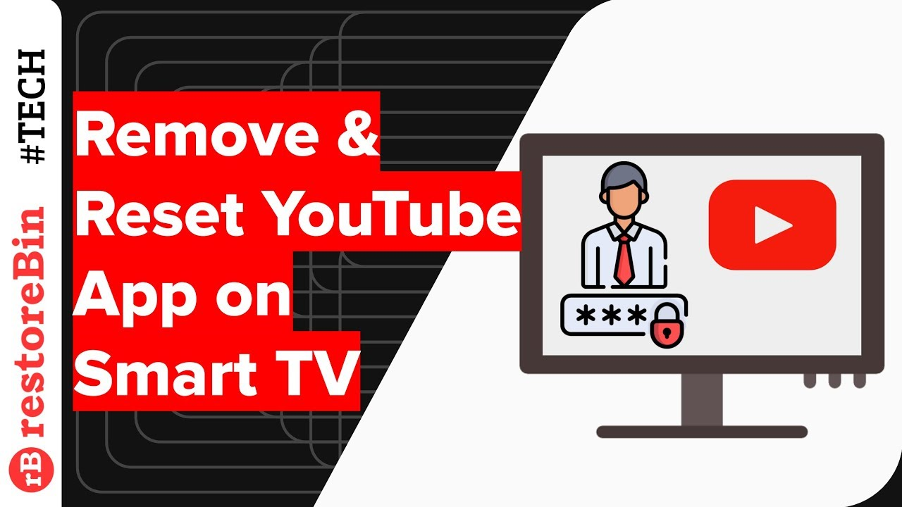 How To Sign Out And Reset The Youtube App On Smart Tv Youtube