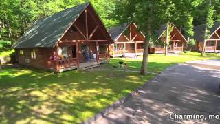 Cedar Lodge & Settlement ~ Wisconsin Dells
