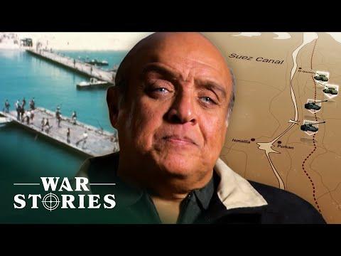 Egypt's Surprise Tank War With Israel | Greatest Tank Battles | War Stories