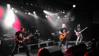THE TEMPLARS  - The Templars   live@ Pogorausch 2015 , Backstage Munich