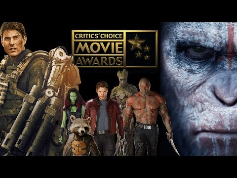 AMC Movie Talk - Best Picture, Best Sci-Fi, Best Comedy Of 2014 For BFCA Awards