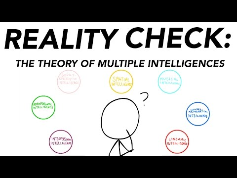 Reality Check - The Theory of Multiple Intelligences