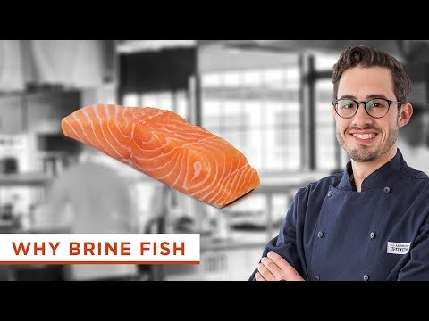 This Is Why You Need To Brine Your Fish