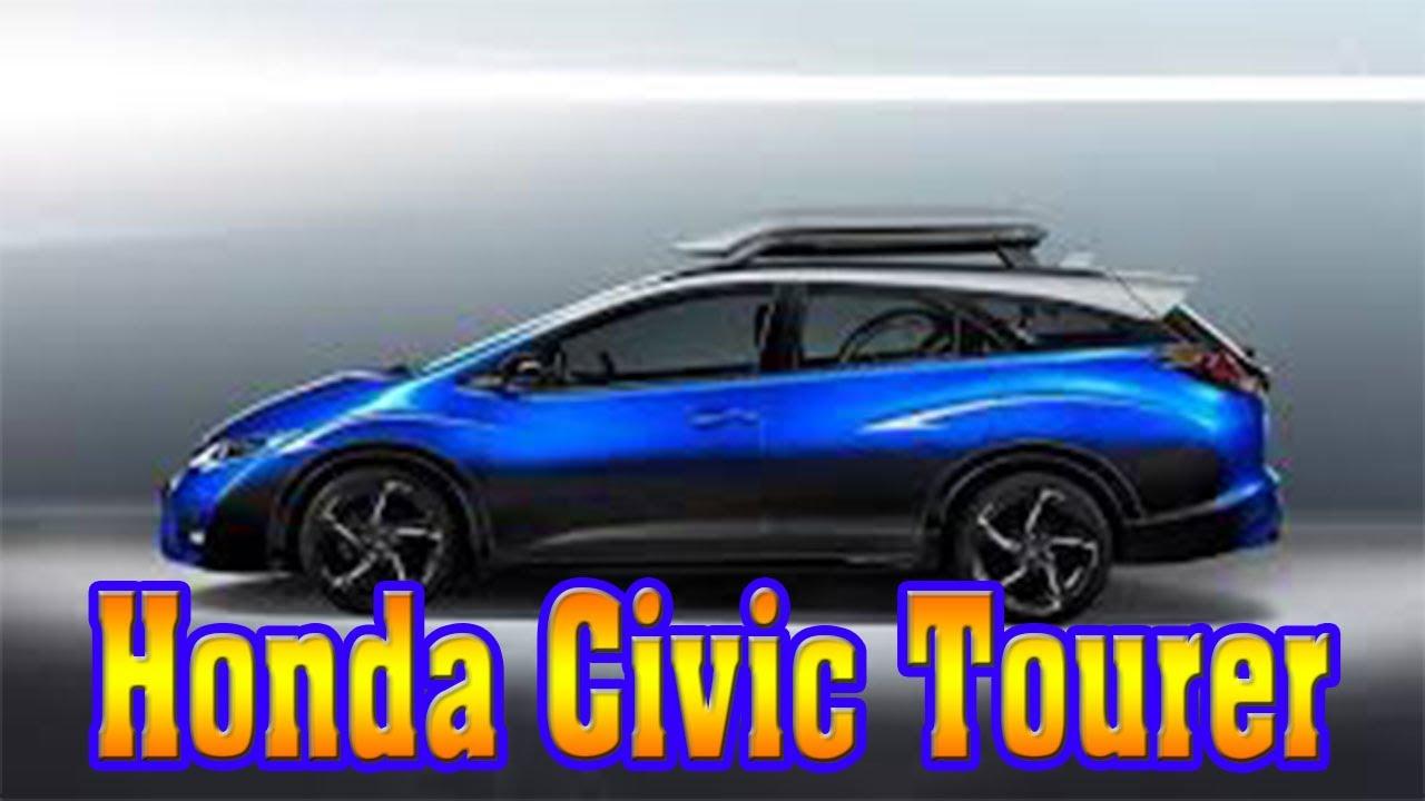 Honda Civic Tourer 2018 >> 2018 Honda Civic Tourer 2018 Honda Civic Tourer Concept 2018