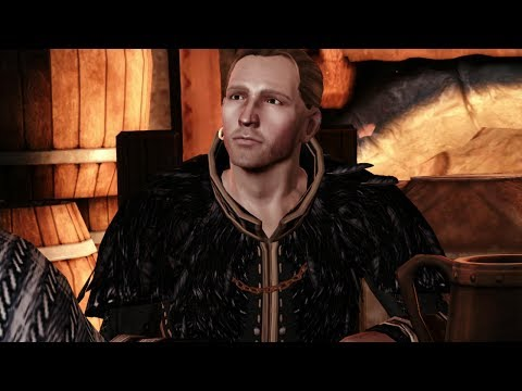 Anders romance [modded]   Dragon Age: Origins