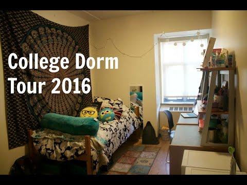 COLLEGE DORM TOUR | 2016 (University of Michigan)
